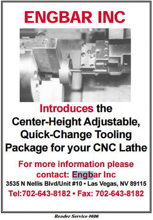 Engbar Advertisement from 2006