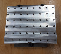 Ted Tooling Base Pallet